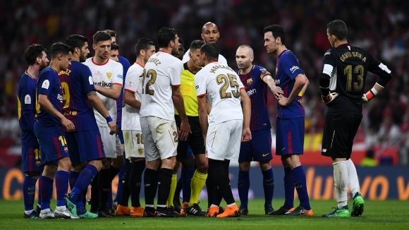 Барселона и Севиля ще имат право на четвърта смяна за Суперкупата на Испания