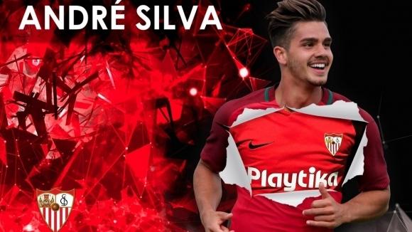 Официално: Андре Силва премина под наем в Севиля