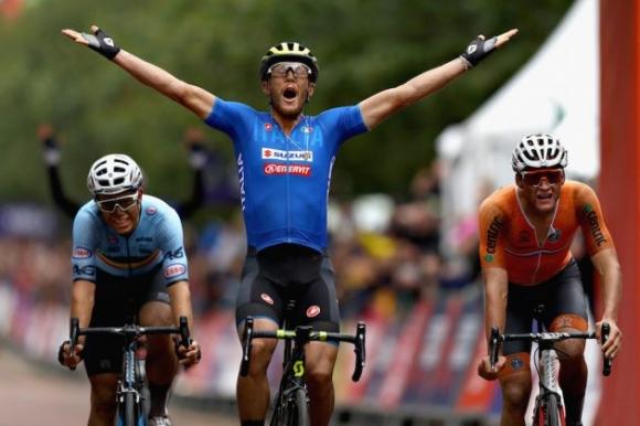 Матео Трентин спечели европейската титла в шосейното колоездене