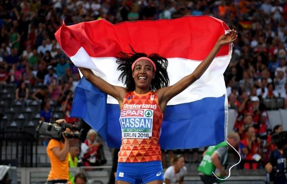 Холандката Сифан Хасан спечели титлата в бягането на 5000 метра