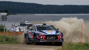 Вижте как се подготвят в Hyundai за асфалтовото рали Германия