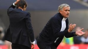 Фенове на Манчестър Юнайтед събират пари за неустойката на Моуриньо