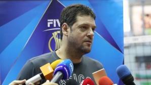 Пламен Константинов: Нужни са ни лъвски сърца (видео)