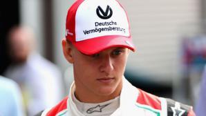 Мик Шумахер потвърди, че голямата му цел е Формула 1