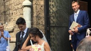 Сватба №4 в националния отбор! Капитанът се жени