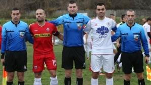 ФК Севлиево се препъна в Червен бряг