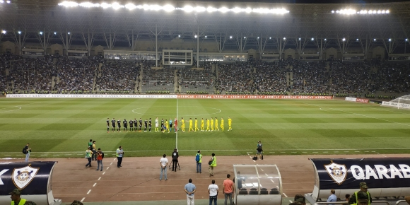 БАТЕ Борисов изхвърли Славчев и Карабах от Шампионската лига