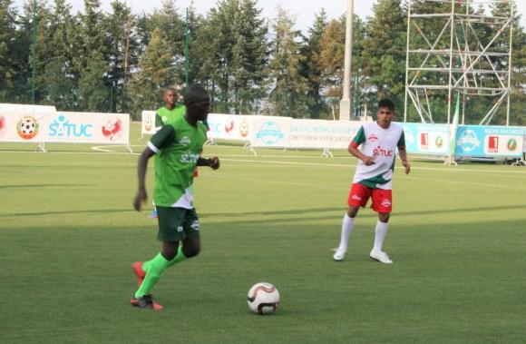 България ще се бори за бронза на Световна купа SATUC