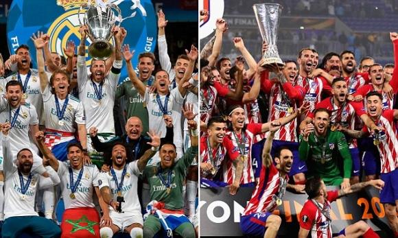 """Реал Мадрид vs. Атлетико - има ли живот на """"Бернабеу"""" без Роналдо?"""