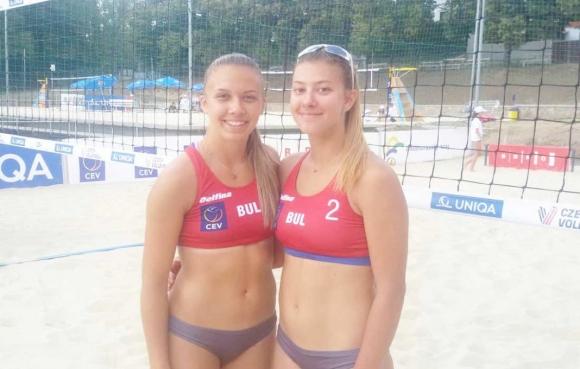 Дулева и Гаджева: Щастливи сме, че успяхме да се класираме