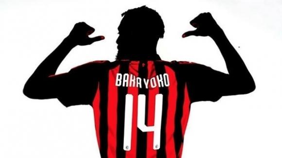 Бакайоко повече от мотивиран да се докаже в Милан