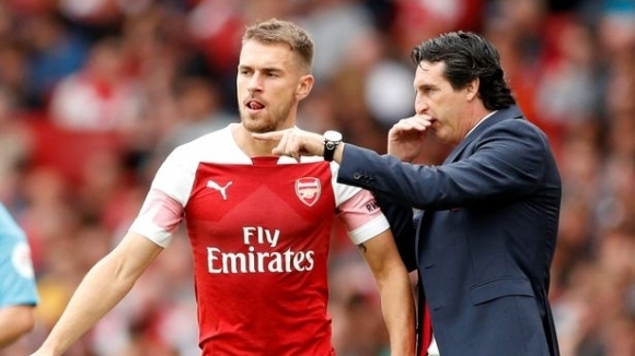 Арсенал предлага нов договор на Рамзи
