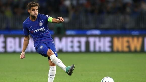 Фабрегас пропуска дербито с Арсенал