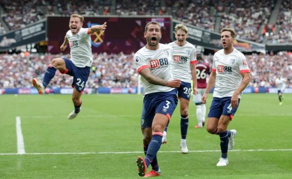 Борнемут с втора поредна победа след обрат в Лондон срещу Уест Хам