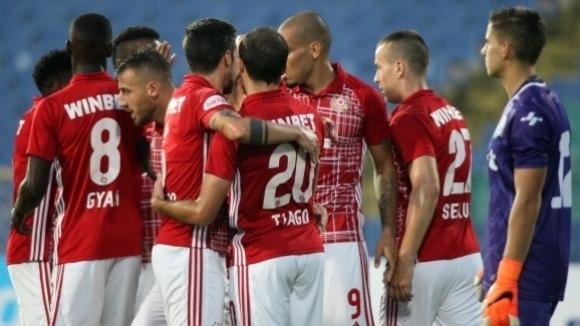 ЦСКА-София готви контрола за паузата за националните отбори