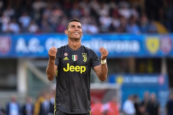 Роналдо щастлив след официалния си дебют в Ювентус