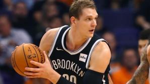 Русия без единственият си играч от НБА срещу България