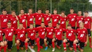 Юношите на ЦСКА-София ще мерят сили с връстниците си от Бенфика
