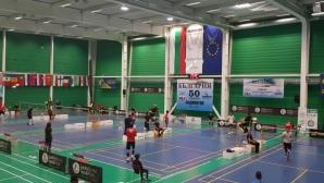 Състезатели от 37 държави ще участват на международния турнир по бадминтон в София