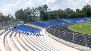 Арда монтира още 3100 седалки, изгражда и санитарни възли (снимки)