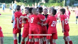 Децата на ЦСКА-София и Левски ще играят в памет на Трифон Иванов