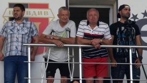 Крушарски очаква победа в Дербито на Пловдив