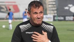 Акрапович няма да прави промени в състава си за дербито с Ботев (Пд)