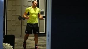 Кобрата ще прави спаринги с хърватина, подготвял го за мача с Джошуа