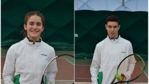 Димитрова и Динев с убедителни победи в Германия