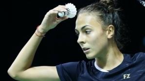 Мария Мицова с победа на смесени двойки, отпадна в първия кръг на сингъл