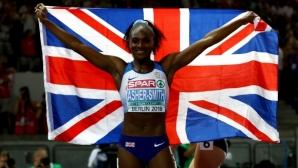 Ашър-Смит иска да е още по-бърза, за да гони олимпийско злато