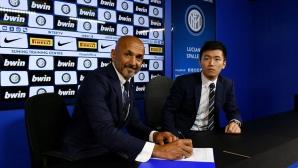 Официално: Спалети подписа нов договор с Интер
