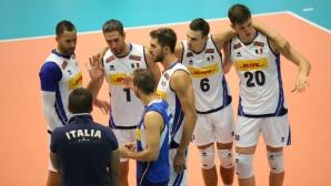 Италия продължава подготовка без Симоне Пароди