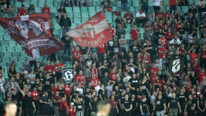 Чакат се 15 000 на мача в Копенхаген, българите само 100