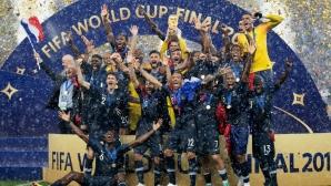 Пълно разместване в ранглистата на ФИФА след Мондиал 2018, България остава пред Русия