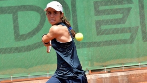 Катерина Димитрова е на полуфинал в Германия