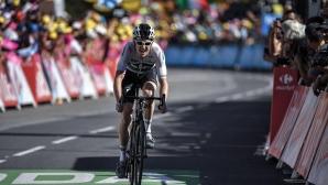 """Победителят в """"Тур дьо Франс"""" Гераинт Томас и Крис Фруум отказаха участие в Обиколката на Испания"""