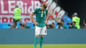 Кроос и Кедира имат желание да играят още за Бундестима