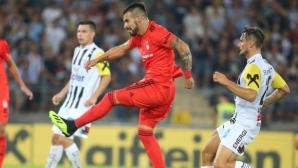 Негредо спаси Бешикташ срещу австрийци с гол в последната минута