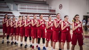 Момичетата не успяха да се противопоставят на Словения на старта на Европейското