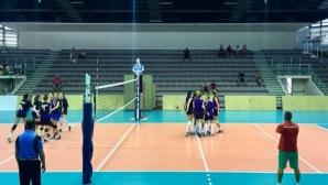 Българските девойки отново победиха Румъния в контрола