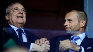 Защо Реал Мадрид не купува - ето причината