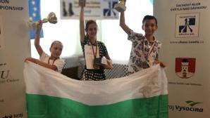 Голям успех за младите български шахматисти
