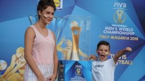 Над 6 000 се докоснаха във Варна до Световната купа по волейбол