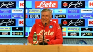 Анчелоти: Не съм се уморил от успехи