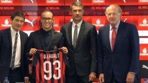 Лаксалт: Нямаше как да откажа на Милан