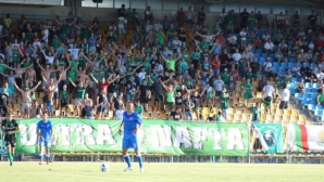 Черноморец с шестица, четири клуба с пълен актив на Югоизток - всички резултати от кръга