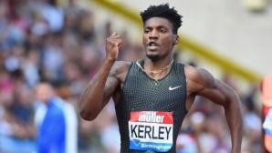 Американец отмъкна победата на Хъдсън-Смит на 400 м в Бирмингам