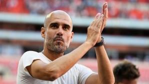 Видео от съблекалнята: Пеп обяснява на играчите разликата с Реал и Барса