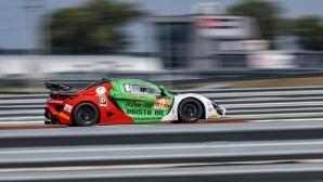 Влъчков и Маршавелов на 5-о място във второто състезание в GT4 в Словакия